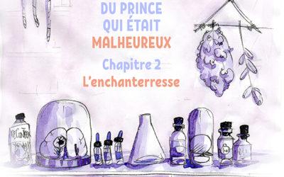 L'histoire du Prince qui était malheureux – Chapitre 2