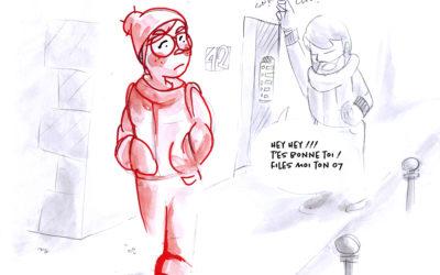 Lou, Chronique des sexismes ordinaires