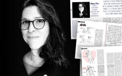 Jeanne Magazine, Rencontre avec Maman Trans