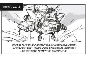 les goudoues de l'espace - Ep1-1