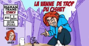 Maman Trans - Edition speciale 8 mars : La vanne de trop - cover