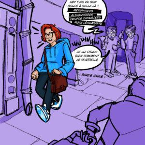 Maman Trans - Edition speciale 8 mars : La vanne de trop - case 1